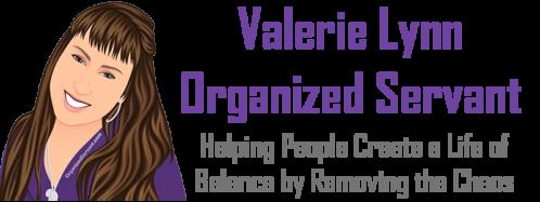 Valerie Lynn Organized Servant